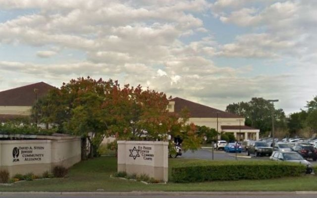 Le Jewish Community Alliance, Jacksonville, Floride (Crédit : Google maps)
