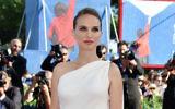 """Natalie Portman à la première de son film """"Planetarium"""" à la 73e Mostra de Venise, le 8 septembre 2016. (Crédit : Pascal Le Segretain/Getty Images)"""