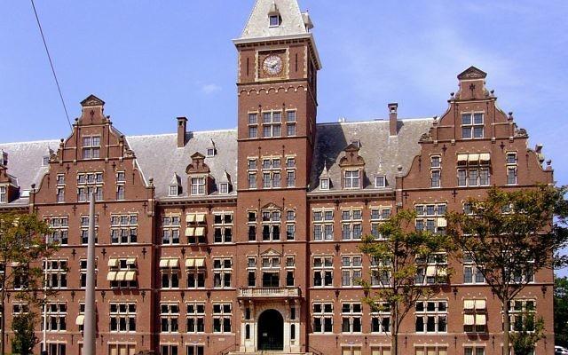 Le siège social de Shell, à la Haye au Pays-Bas (Crédit : P.L. van Till / Creative Commons Attribution-Share Alike 3.0
