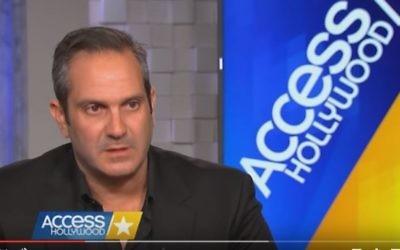 Aaron Cohen (Crédit : capture d'écran YouTube)