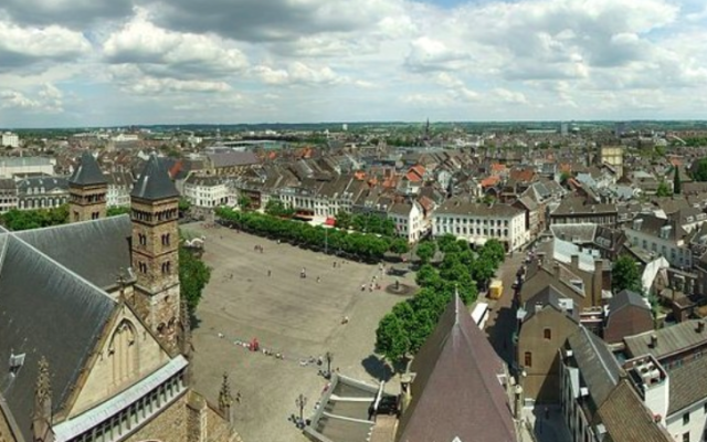 Maastricht, aux Pays-Bas. Illustration. (Crédit : Euku/CC BY SA/WikiCommons)