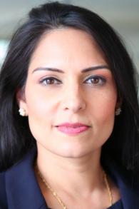 Priti Patel (Crédit : Wikipedia/Russell Watkins/Department for International Development/CC BY 2.0)