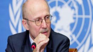 Wilfried Lemke (Crédit : ONU)