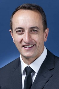 L'ambassadeur australien Dave Sharma (Crédit : Autorisation)