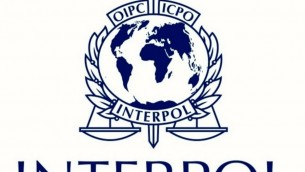 Le logo d'Interpol