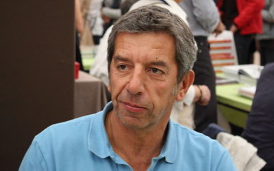 Michel Cymes (Crédit : wikipedia commons/ActuaLitté)