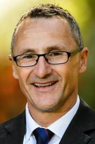 Le leader australien du Parti des Verts Richard Di Natale (Crédit :  Wikimedia commons / Verts australiens)
