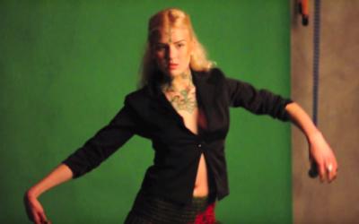 Polina Kudina (Crédit : capture d'écran YouTube)