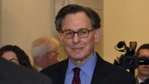 Sidney Blumenthal (Crédit : capture d'écran YouTube)