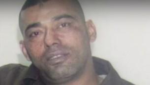 Yasser Hamdouni, terroriste palestinien qui purgeait une peine de prison à perpétuité pour le meurtre d'Avner Maimon en 2003, est mort d'une crise cardiaque le 25 septembre 2016. (Crédit : capture d'écran YouTube)