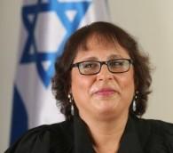La juge Hagit Mack-Kalmanovitz, de la Cour des Mgistrats de Jérusalem (Crédit : Autorité judiciaire)
