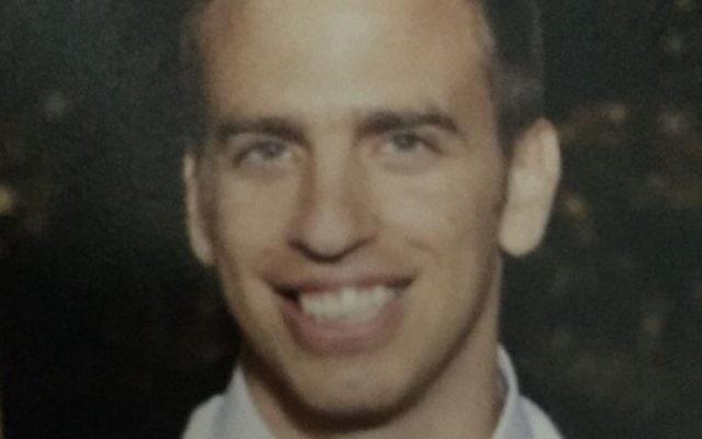 Le Maj. Ohad Cohen Nov, 34 ans, tué dans un accident d'avion, le 5 octobre 2016 (Crédit : armée israélienne)