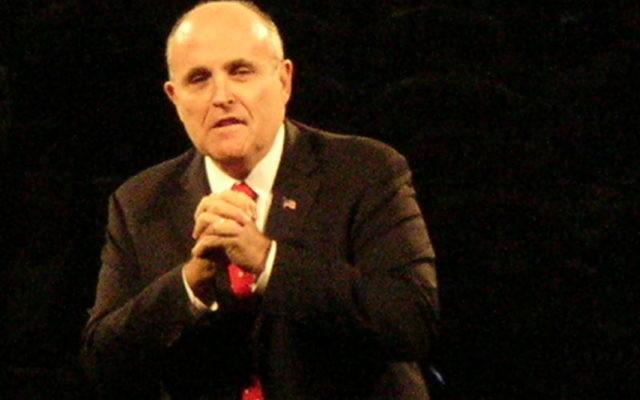 Rudy Giuliani (Crédit : wikimedia commons)