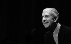 Leonard Cohen (Crédit : CC BY 2.0)