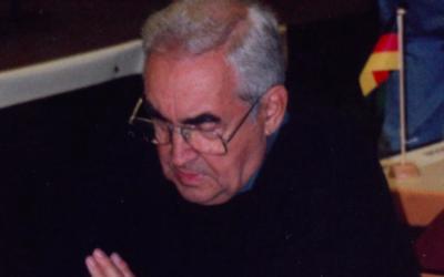 Le grand maître juif soviétique Mark Taimanov, décédé le 28 novembre 2016 à l'âge de 90 ans (Crédit : Wikimedia Commons, Stefan64, CC BY-SA 3.0)