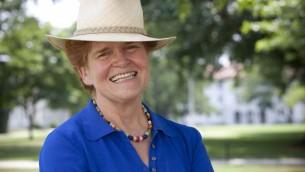 Deborah Lipstadt (Crédit : L'université Emory)