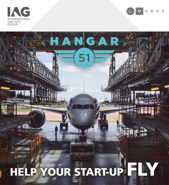 Programme Accélérateur Hangar 51 de l'IAG (Crédit : Autorisation)