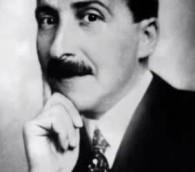 L'auteur juif Stefan Zweig (capture d'écran Youtube)