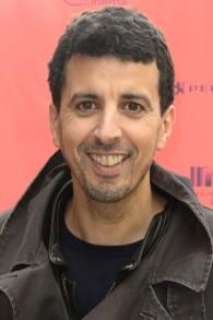Le comédien français Samir Guesmi. (Crédit : Le Pacte)
