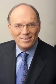 Shmuel Schnitzer, président de l'Israel Diamond Institute (Crédit : Autorisation)
