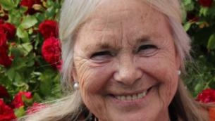 Marianne Ihlen (Crédit : libre de droit/wikimedia commons)