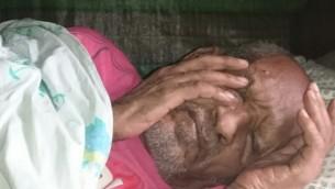 Cela fait 18 ans que le père de Mano Mankanto attend de pouvoir immigrer en Israël. (Crédit)