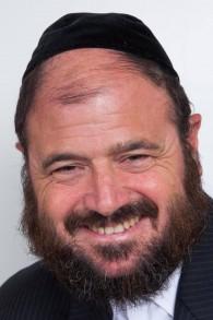 Le Rabbin Yakov Horowitz, qui est poursuivi par un délinquant sexuel coupable d'avoir abusé d'un enfant, Yona Weinberg. Horowitz est un fondateur de la Yeshiva Darchei Noam de Monsey et directeur du Center for Jewish Family Life (Crédit : Yakov Horowitz).