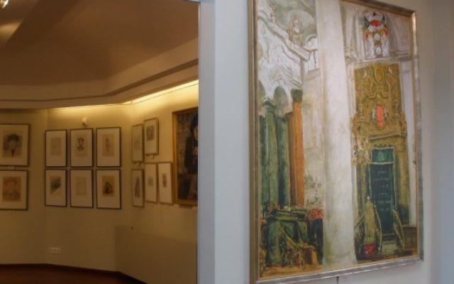 Le Musée Juif de Vinius (Crédit photo : Michal Shmulovich)