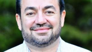 L'Imam Abdullah Antepli de la Duke University. (Crédit)