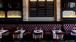 Le Restaurant Adom qui organisera la fête des cocktails dans un wagon du tramway de Jérusalem dans le cadre de l'opération Open Restaurants, est opportunément situé à côté du complexe abritant la Première station (Crédit :  Adom)