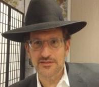 Heshy Friedman, activiste pro-Trump activist dans le quartier orthodoxxe de Brooklyn, Borough Park. (Crédit : Ben Sales)