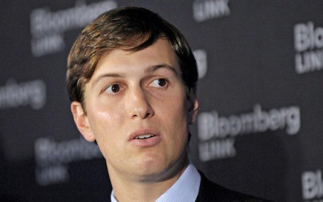 Jared Kushner en 2011 (Crédit : Peter Foley/Bloomberg/Getty Images)