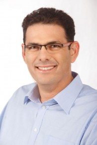 Doron Zilberstein, le directeur général d'Unilever Foodsolutions en Israël (Crédit : Autorisation d'Ancho Gosh)