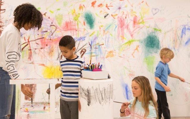 """Une nouvelle exposition interactive, """"différent de d'habitude"""" ouvrira ses portes au Musée d'Art de Tel Aviv le 24 décembre 2016 (Autorisation  TLV Museum of Art)"""