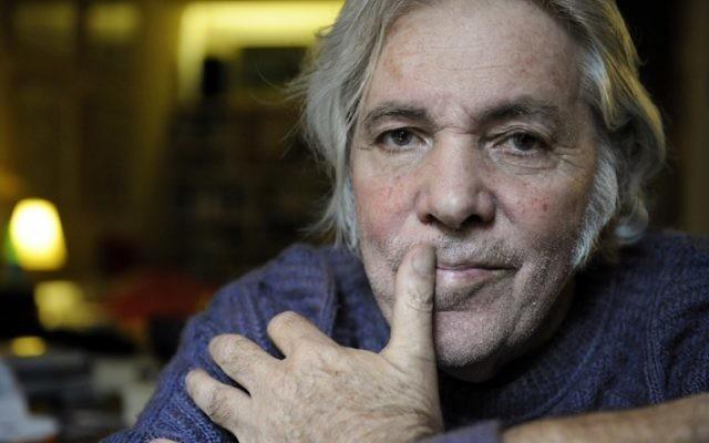 Pierre Barouh (Crédit : STEPHANE DE SAKUTIN/AFP