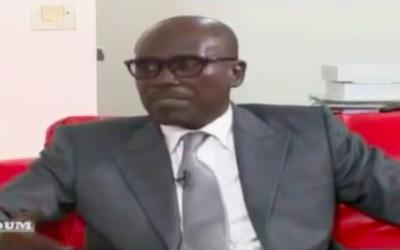 Seydou Guèye (Crédit : capture d'écran YouTube)