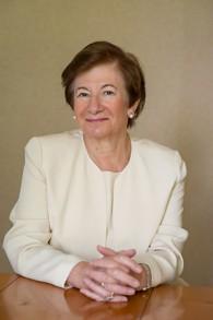 La baronne Ruth Deech. (Crédit : John Cairns)