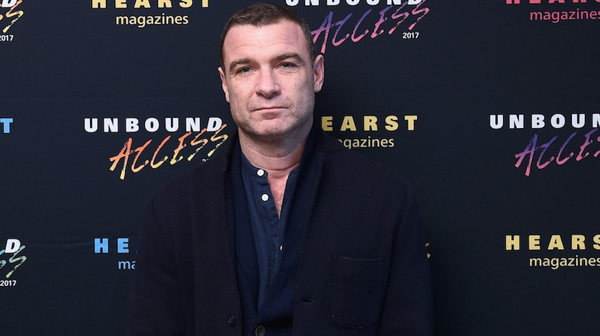 Liev Schreiber à New York, le 25 octobre 2016. (crédit : Ilya S. Savenok/Getty Images pour Hearst/JTA)