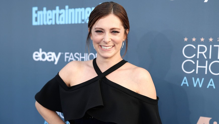Rachel Bloom à Santa Monica, le 11 décembre 2016. (Crédit : Christopher Polk/Getty Images pour The Critics' Choice Awards/JTA)