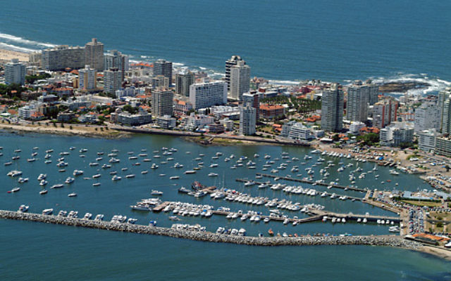Punta del Este (Crédit : Daniel Stonek/CC BY 3.0/Wikimedia Commons)