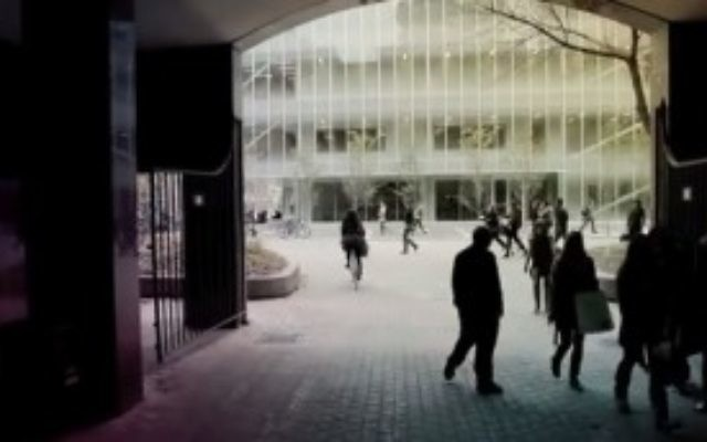 L'Université Ryerson à Toronto (capture d'écran : YouTube)