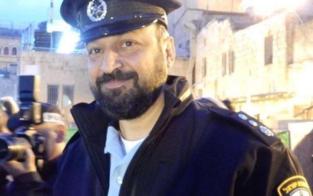 Le Grand Rabbin de la Police Rami Barkiahu (Capture d'écran Whatsapp)