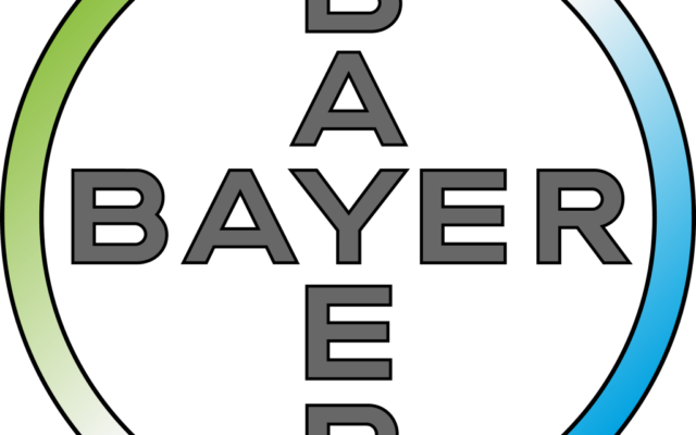 Bayer rappelle ses stérilets Mirena, dont 200 pourraient présenter des dangers pour les utilisatrices. Logo Bayer/Wikipédia