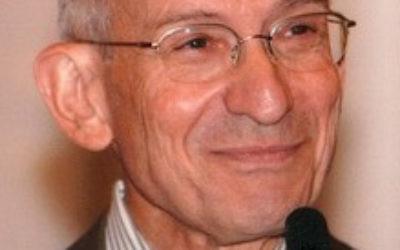 Rabbi Alvin Kass, aumônier de la police de New York. (Crédit : East Midwood Jewish Center)