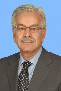 Khawaja Muhammad Asif, ministre pakistanais de la Défense. (Crédit: autorisation/Assemblée nationale du Pakistan)