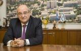 Le président du Technion, Professeur Peretz Lavie (Crédit : Nitzan Zohar/Office of the Spokesperson, Technion)