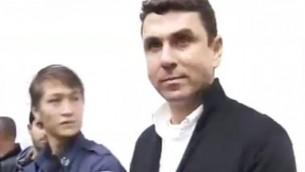 L'homme d'affaires israélien Gabi Magnezi. (Crédit : capture d'écran YouTube)