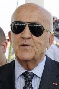 Samir Moqbel, ministre libanais de la Défense. (Crédit : Sgt. Mick Burke/CC BY 2.0/WikiCommons)