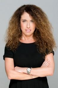 Stella Handler, PDG de Bezeq (Crédit : autorisation)