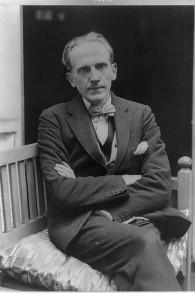 A.A. Milne, auteur de Winnie l'Ourson. (Crédit : domaine public/Wikimedia)